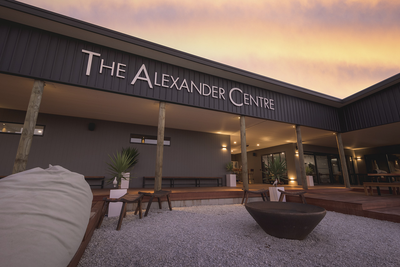 The Cove – The Alexander Centre